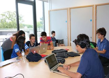 Easter Tech Camps London