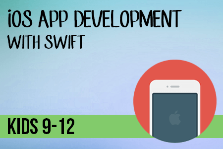 iOS App Development course with Swift Kids