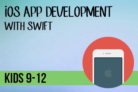 iOS App Development course with Swift Kids