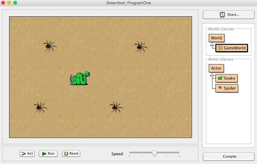 Java Game Programming With Greenfoot Bermotech