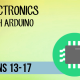 Electronics with Arduino Teens