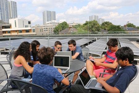 Teen Entrepreneurship Camp