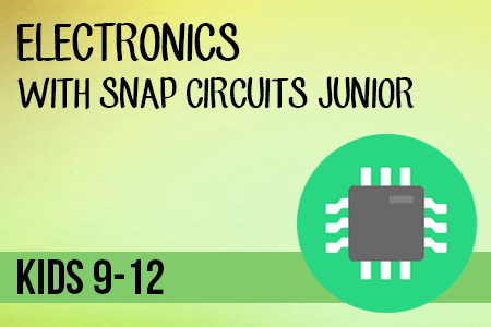 Electronics Tech Camps for Kids