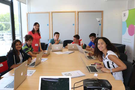 half day summer tech camps