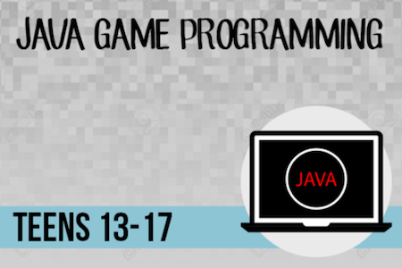 Java Coding Camp Teens