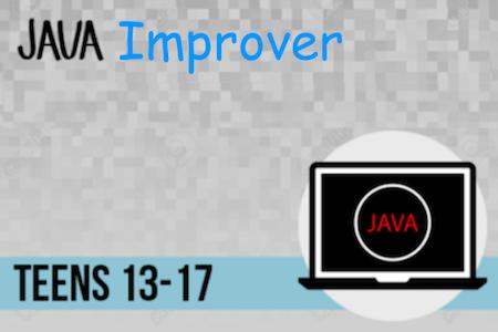 Advanced Java Tech Camp Teens