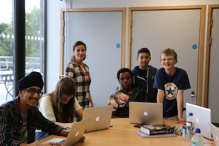 Tech Camps for Teens