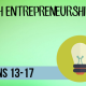 Tech Entrepreneurship Camp