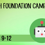 Tech Foundation Camp Kids