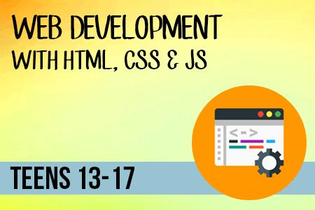 Teen Web Development