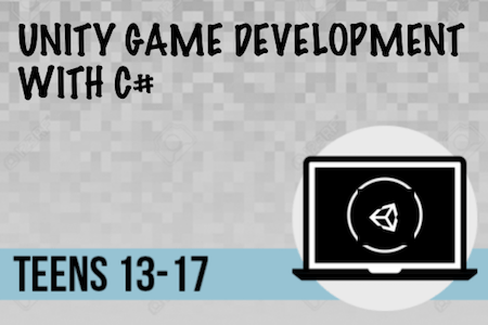 Unity Game Development Teens