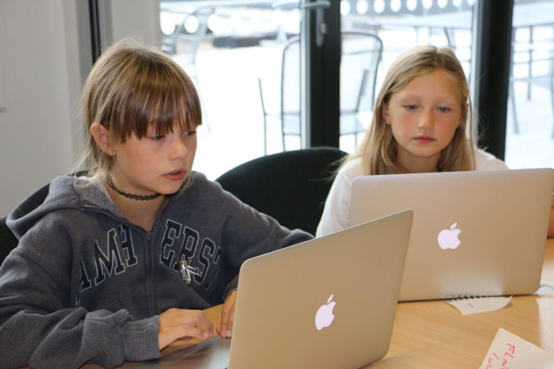 Web Development Camp for Kids