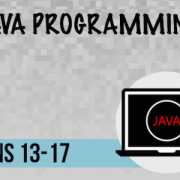 Java Coding Course Teens
