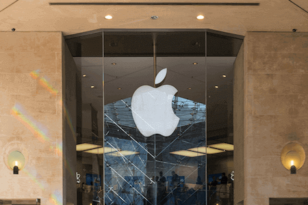 Apple Deloitte Partnership