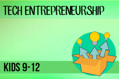 Entrepreneurship Camp for Kids