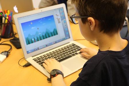 java programming course kids