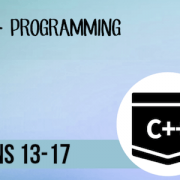 C++ Course for Teens
