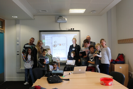 Coding for Kids in London