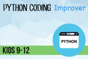 Python Coding Improver Kids